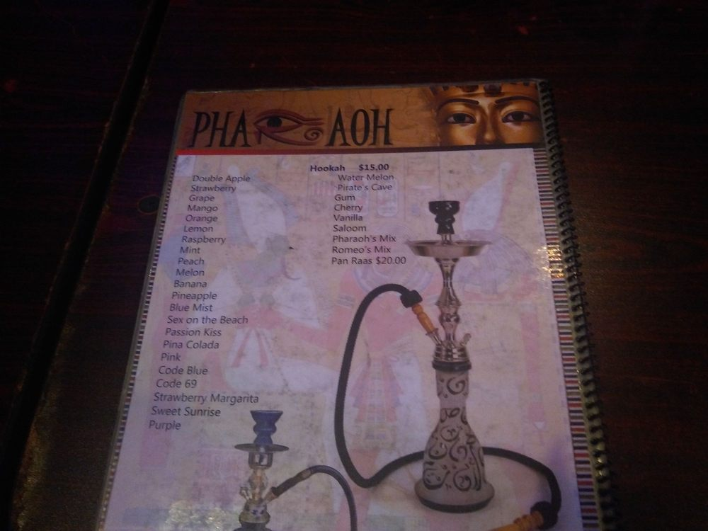 Pharaoh's Cafe: 46000 Old Ox Rd, Sterling, VA