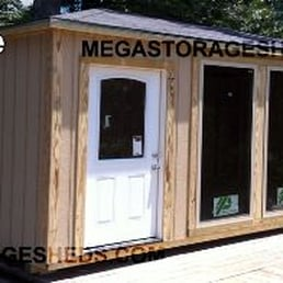 Photo Of Mega Storage Sheds   Austin, TX, United States. Storage Sheds,
