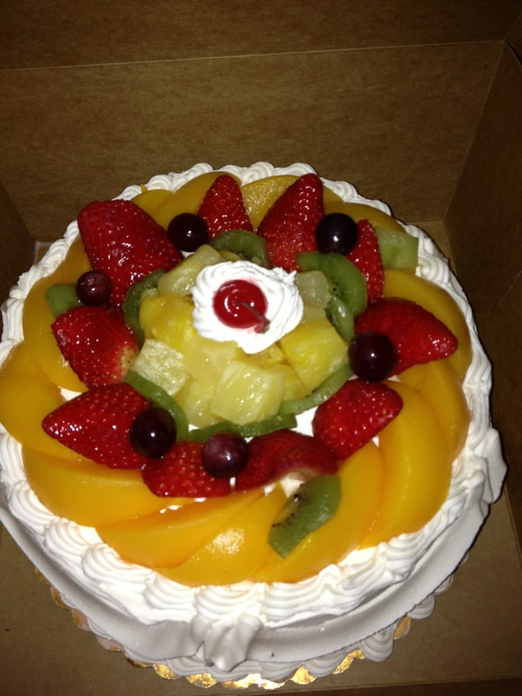 8 Tres Leches Cake With Fruit On Top 25 Yelp
