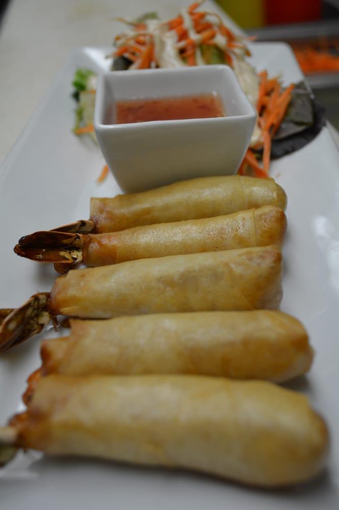 Lucky Thai Cuisine: 1141 S Seaward Ave, Ventura, CA