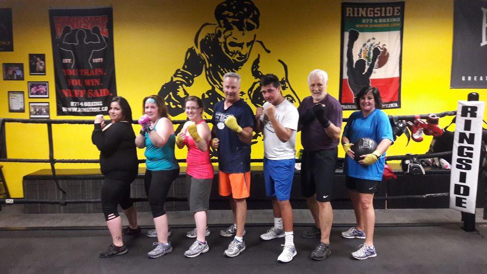 Victory Boxing Club: 301 W Waterloo Rd, Edmond, OK