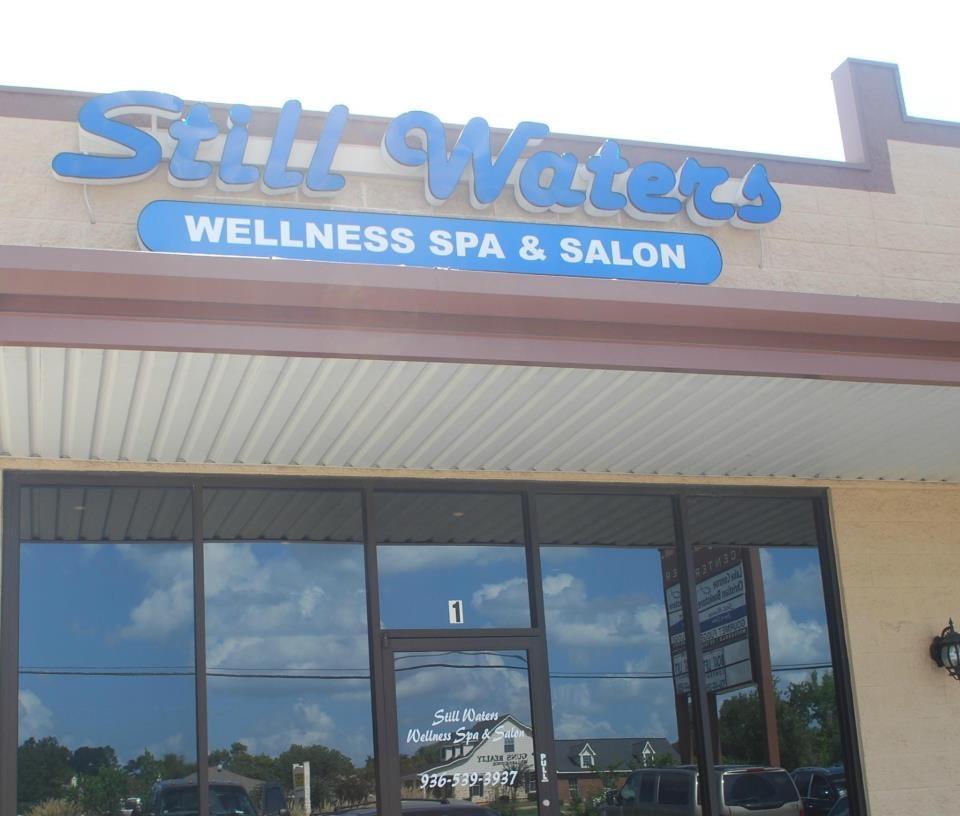 Still waters wellness spa salon fechado 10 fotos for Health spa retreats texas