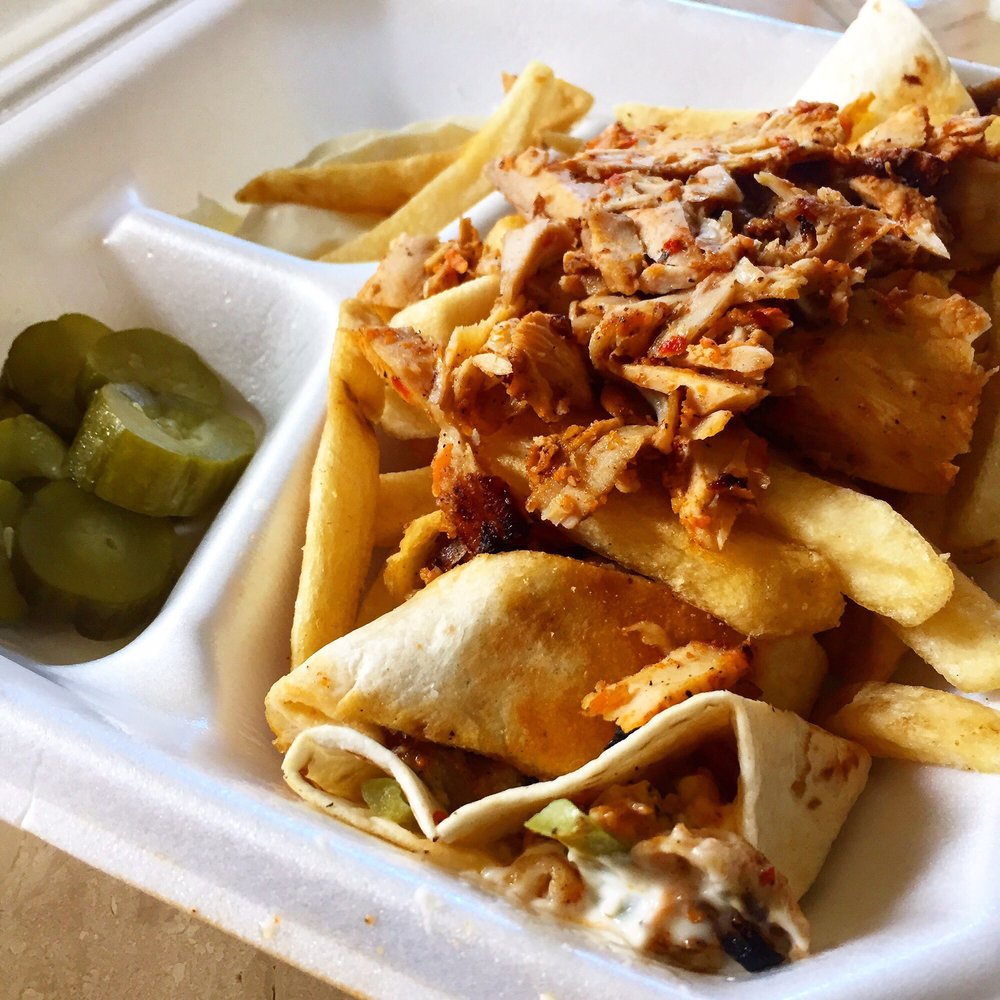 Shawerma Bite - Order Food Online - Salad - 303 Saginaw St - Flint ...