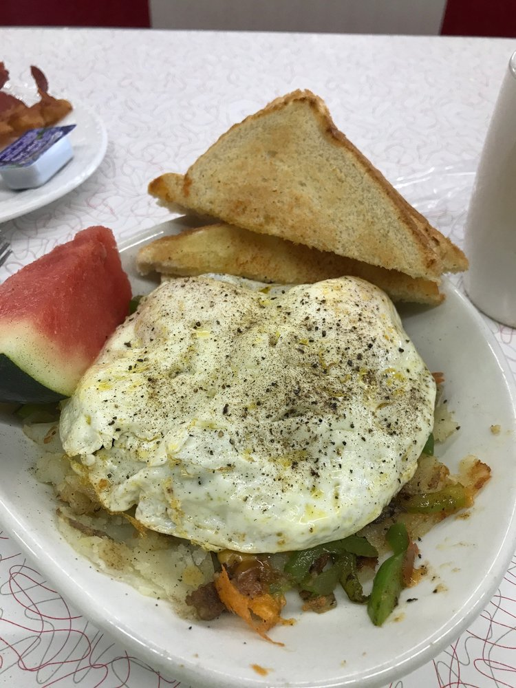 Food from Dixie Lee Diner