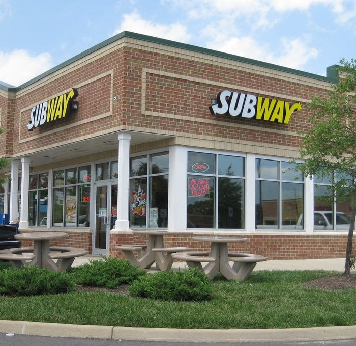 Subway Restaurants: 11077 Marsh Road, Bealeton, VA