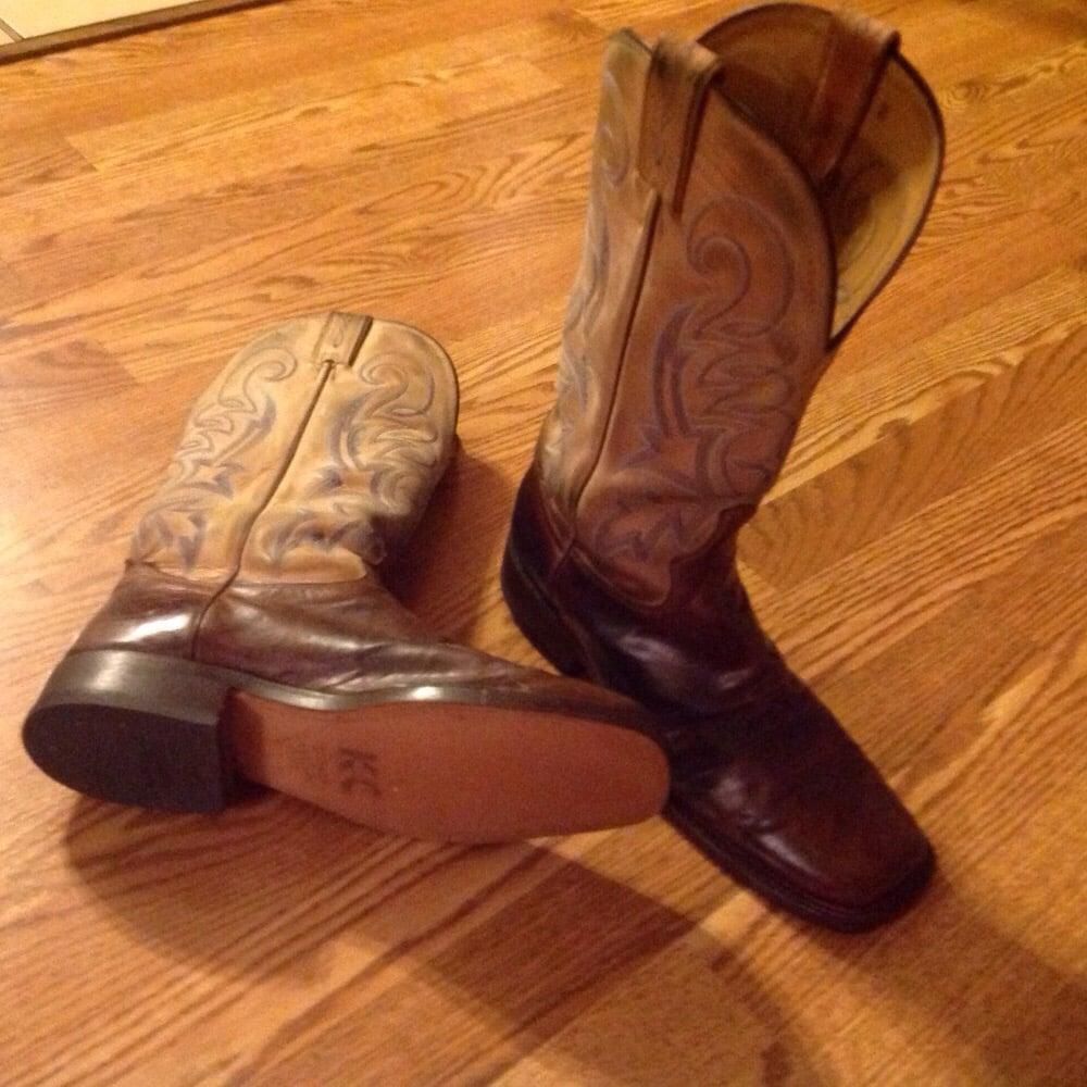 Shoe Repair Shops Topeka Ks