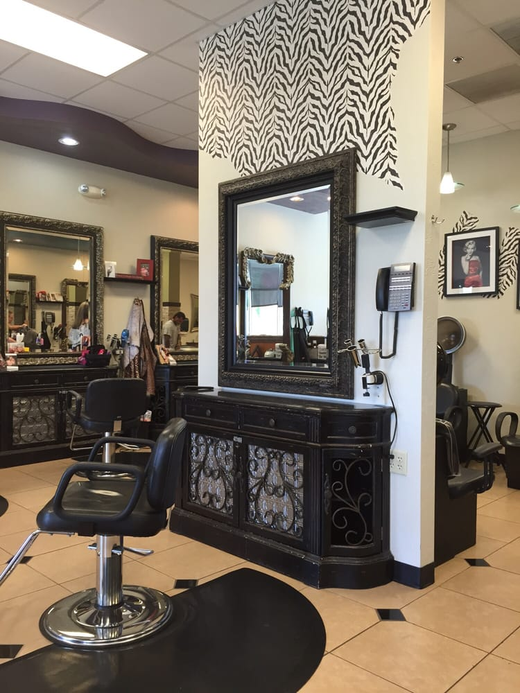 Hair rage salon manicure pedicure 9118 s western ave for 9309 salon oklahoma city