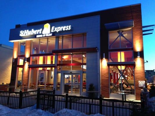 St. Hubert Express