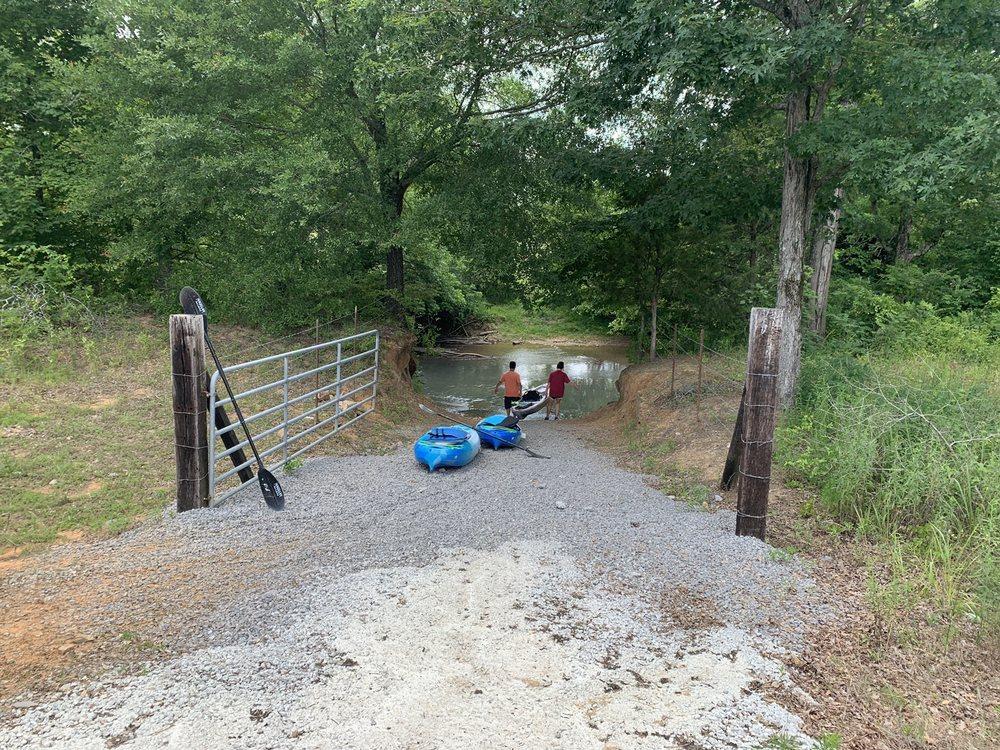 Yak Tha Creek: US-231, Ashville, AL