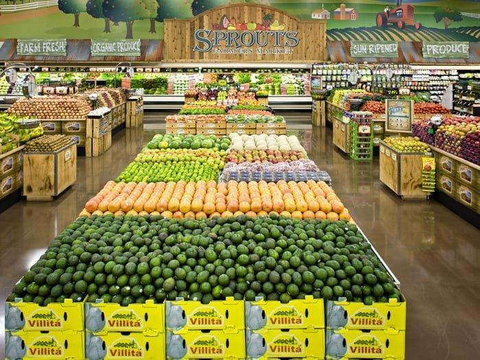 Sprouts Farmers Market: 1447 S Harbor Blvd, Fullerton, CA