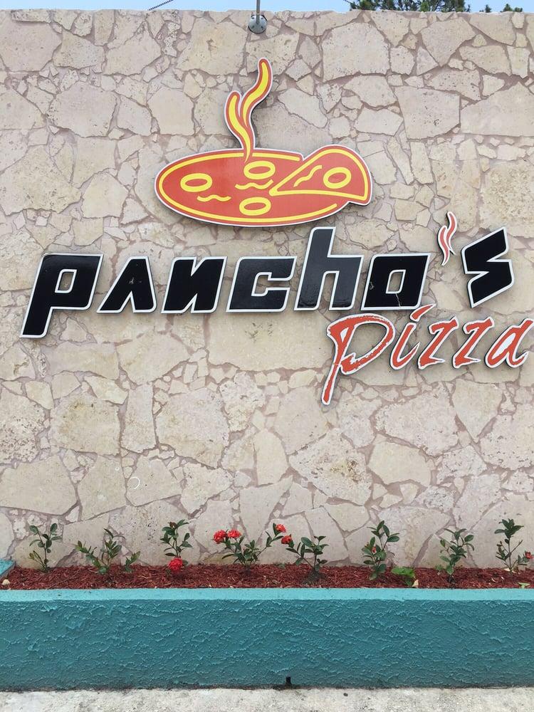 Pancho's Pizza: Carretera Nacional 162 Km 6.3, Aibonito, PR