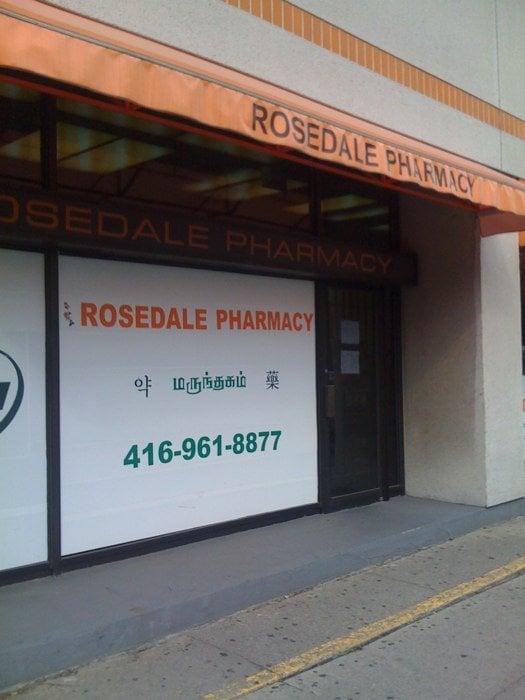 Haber's Rosedale Pharmacy