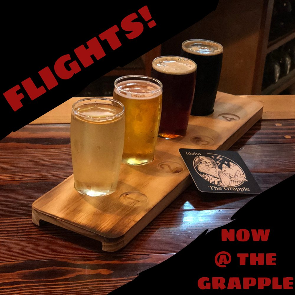 The Grapple: 940 Center Ave, Saint Maries, ID