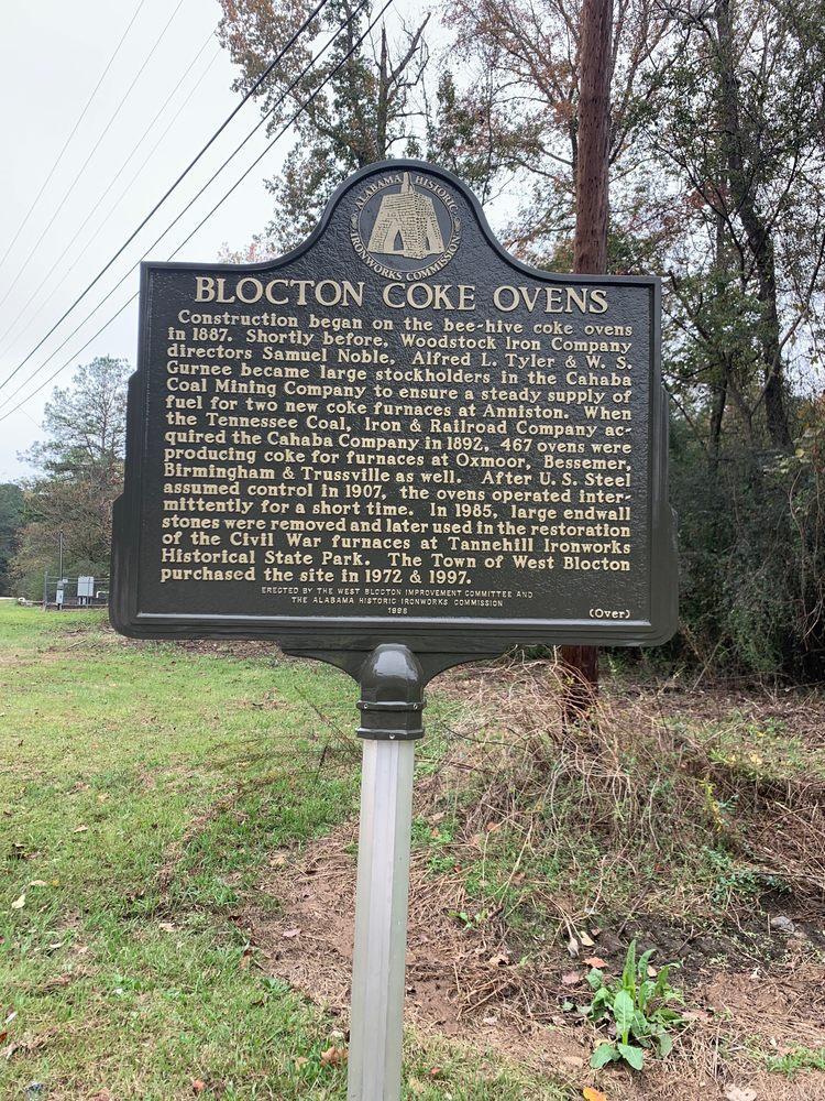 Coke Ovens Park: 1961 Cahaba River Dr, West Blocton, AL