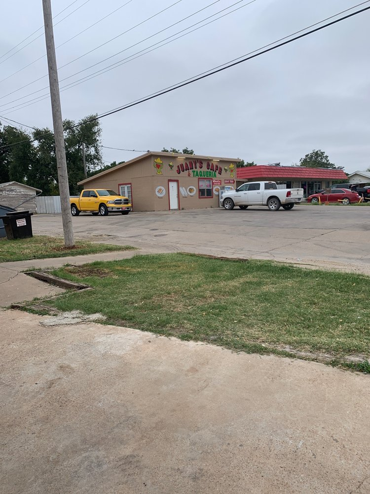 Juany's Cafe & Taqueria: 1121 17th St, Anson, TX