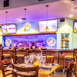 Photo Of Jaxe Jacksonville Beach Fl United States Inside The Restaurant