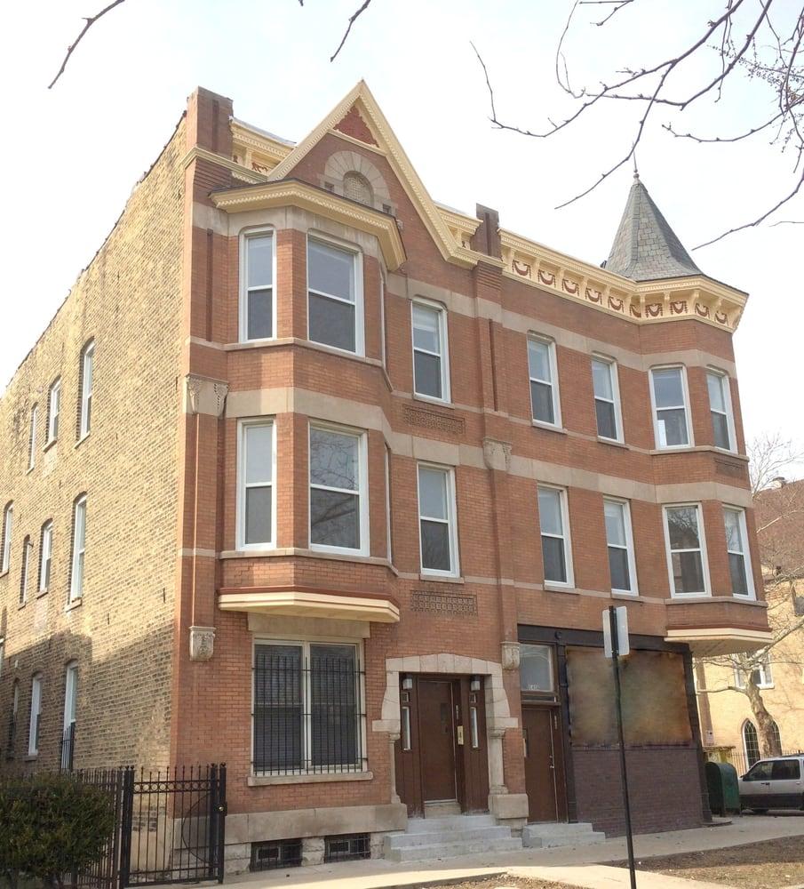 Maplewood Apartments: 1456-58 N. Maplewood Ave (E. Humboldt Park)