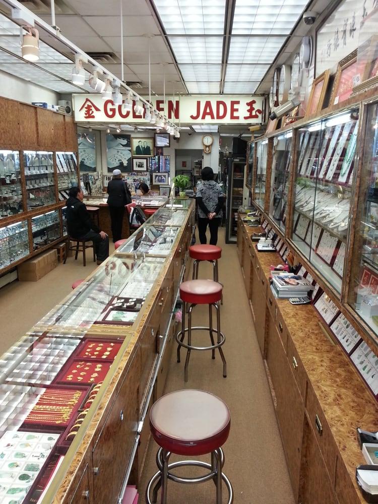 Golden jade jewelry co inc 12 photos jewellery 189 for Adler s jewelry canal street