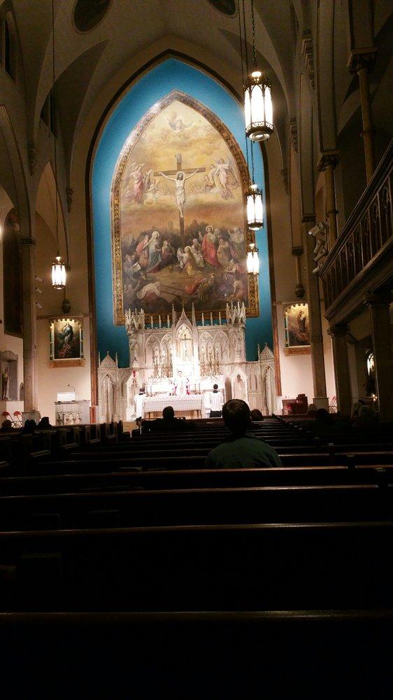 Latin Mass ongoing - Yelp