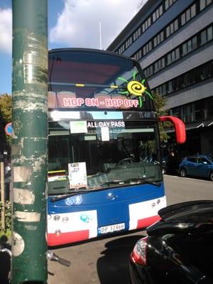 Sightseeing Oslo Buss