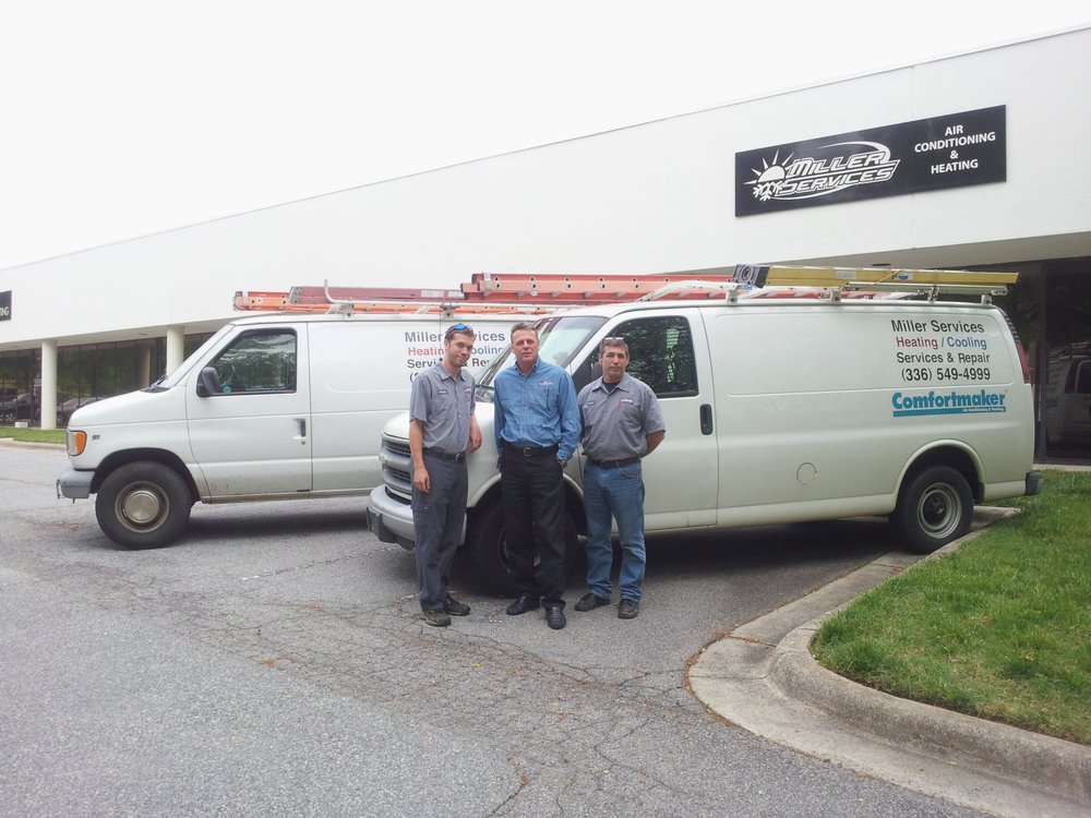 Miller Services: 224 Trindale Rd, Archdale, NC