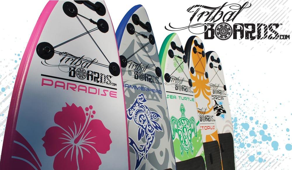 Tribal Boards: 25 W 6th St, Atlantic Beach, FL