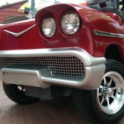 Custom Golf Cart Body - 3028 N C Rd 470, Lake Panasoffkee