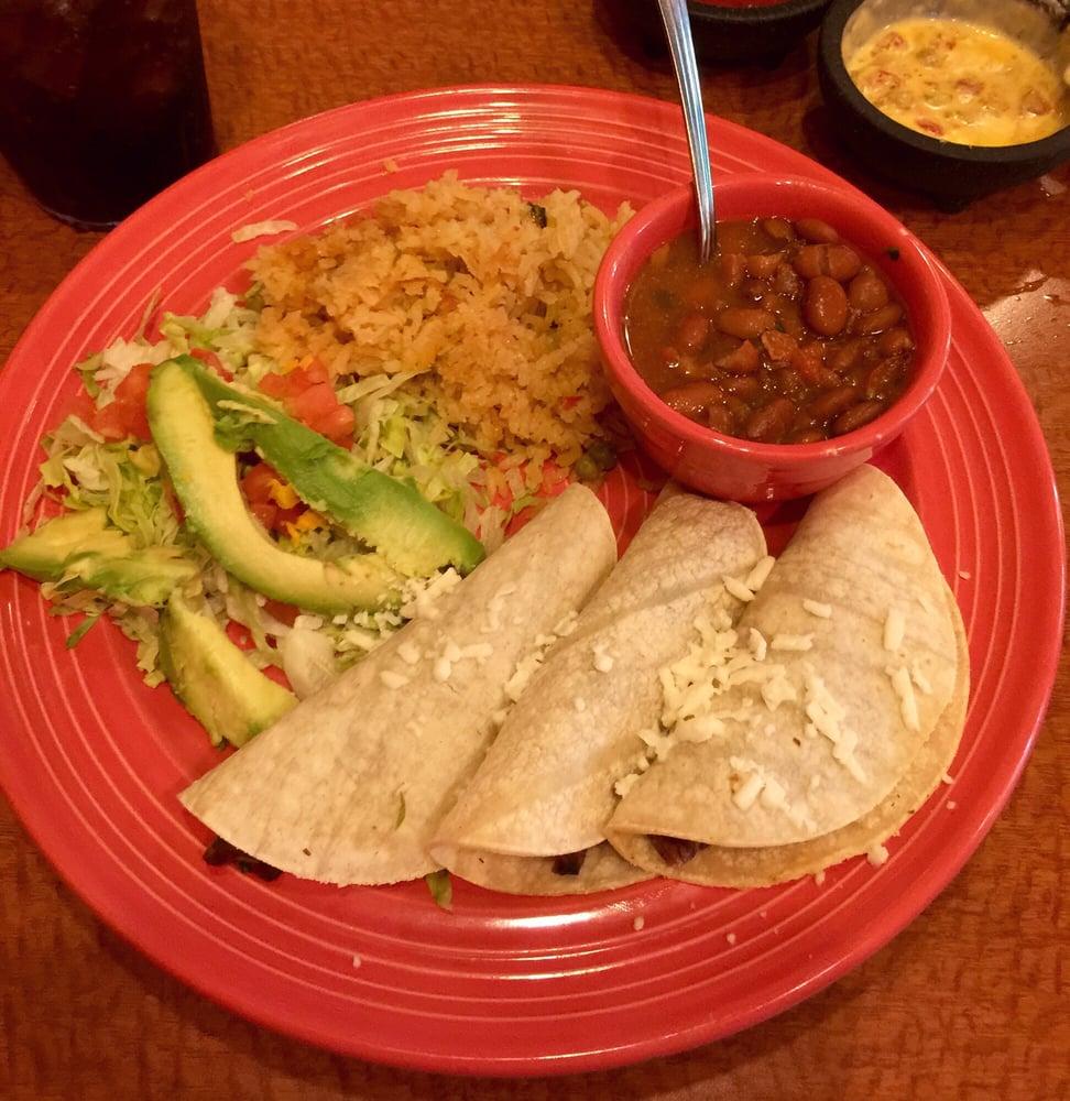 Interior Mexican Food San Antonio