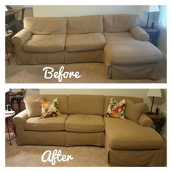Chuck S Custom Upholstery 13 Reviews Furniture Reupholstery