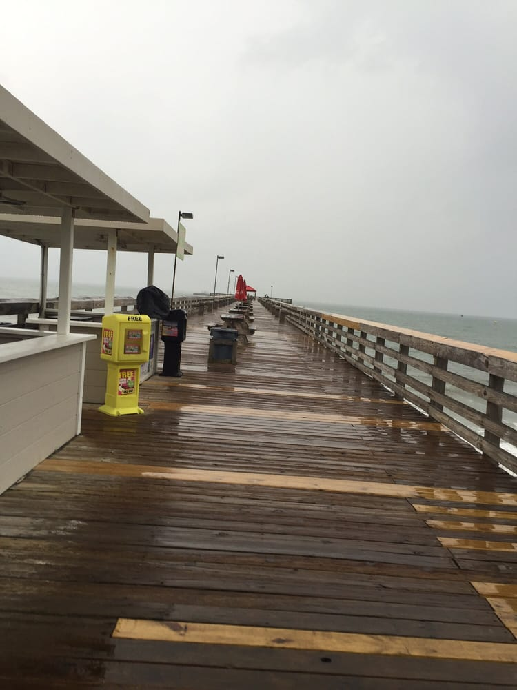 Fishing on pier yelp for Fishing piers in myrtle beach
