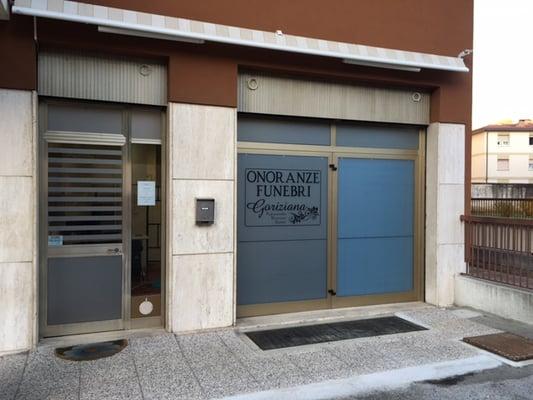 Onoranze funebri goriziana funeral services cemeteries - Ufficio tavolare di gorizia ...