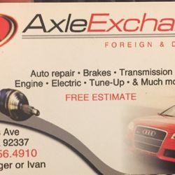 C And H Auto >> C H Axles And Auto Repair Auto Repair 15750 Arrow Blvd
