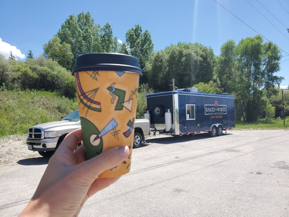 Baked & Wired - Bakery and Espresso: 9880 US-191, Pinedale, WY