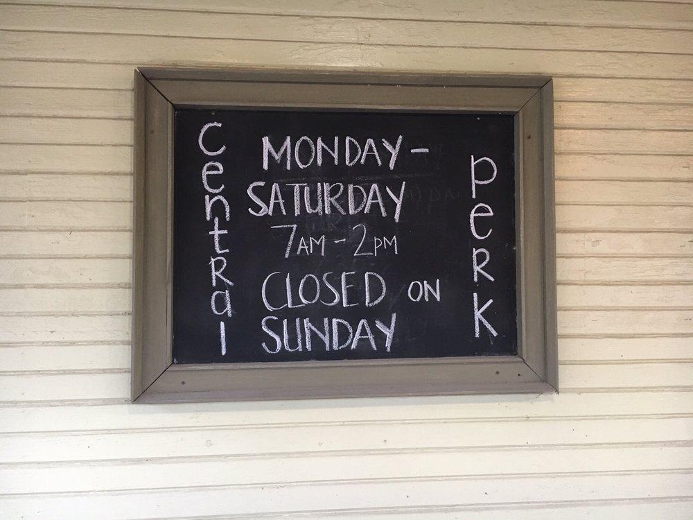 Central Perk: 423 S Rice St, Hamilton, TX