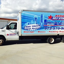 Photo Of Assured Self Storage   Irving, TX, United States. Free Truck Use
