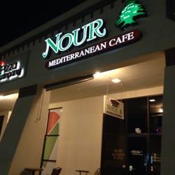 Image result for nour mediterranean cafe