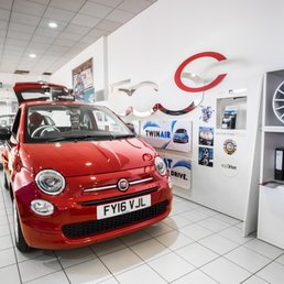 dun fiat used cars barnby road dealership doncaster new stoneacre