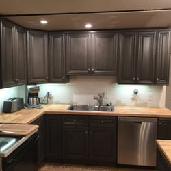 Photo of Cabinets To Go - Manchester, NH, United States. Backsplash not in