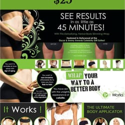 Photo Of ItWorks Body Contours Supplements