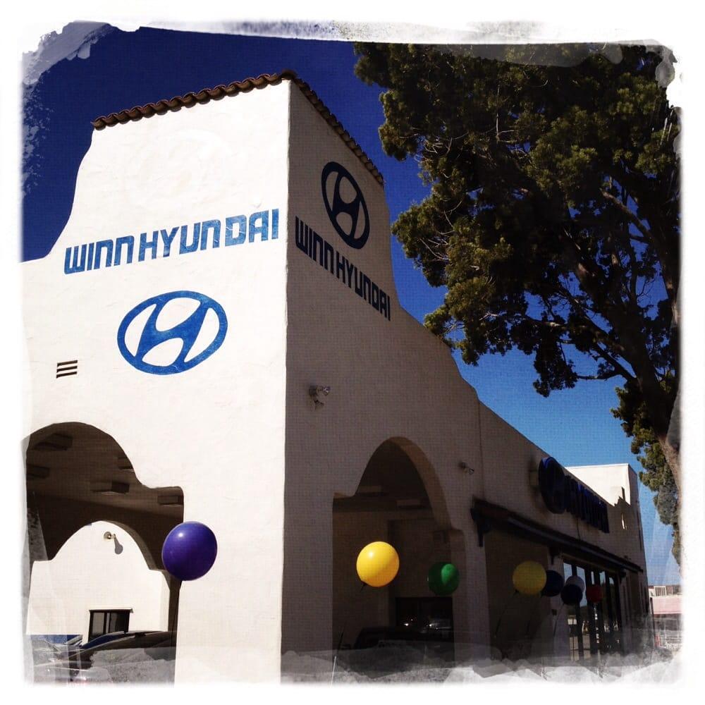 Winn Hyundai Of Santa Maria 20 Fotos E 46 Avalia 231 245 Es