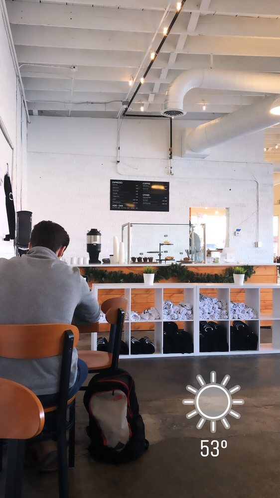 Zinc Coffee: 1825 S Main St, Joplin, MO