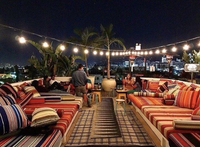 photos for mama shelter rooftop bar yelp. Black Bedroom Furniture Sets. Home Design Ideas