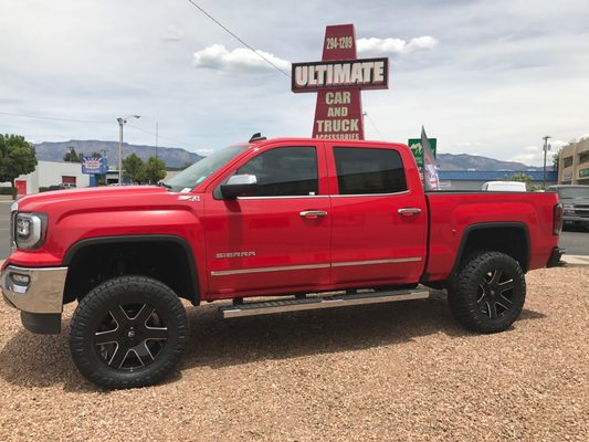 Ultimate Car and Truck Accessories 4016 Menaul Blvd NE Albuquerque ...