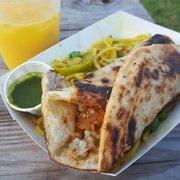 Bombay Food Truck St Louis Menu