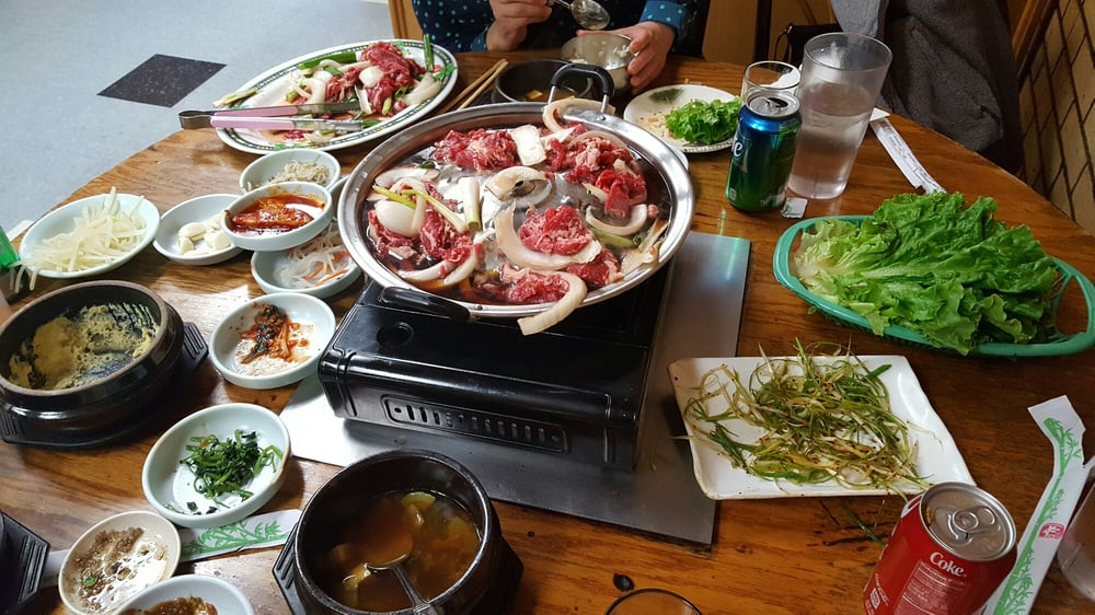Vegetarian Korean Restaurant Near Me