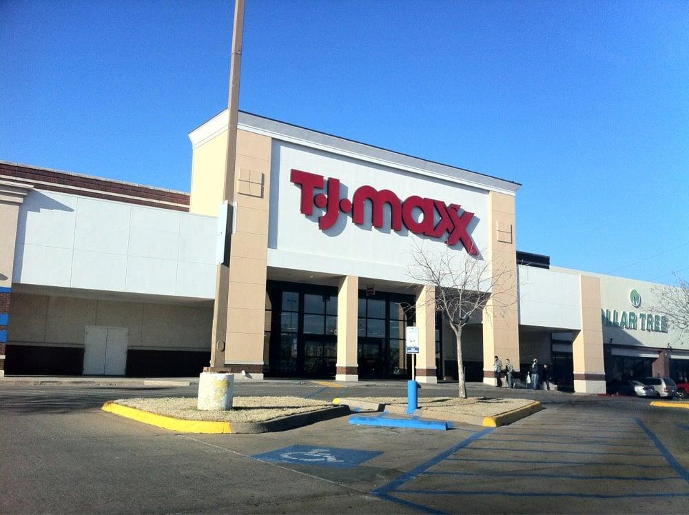TJ Maxx: 3610 Call Field Rd, Wichita Falls, TX