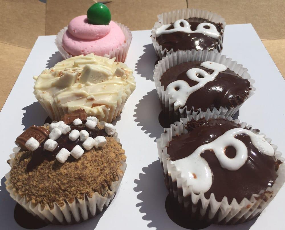 bubblegum white chocolate kit kat s mores hostess cupcakes yelp