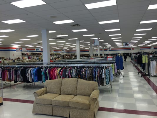 Salvation army family store fitchburg ma