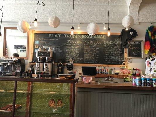 Flat Iron Exchange - 10 Photos & 16 Reviews - Coffee & Tea - 51 The