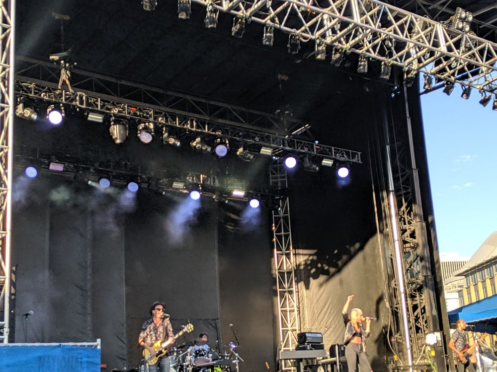 8035 Music Festival: 12TH And Locust, Des Moines, IA